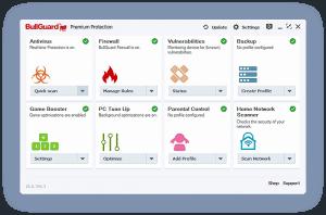 BullGuard 2019 antivirus review - Premium Protection Package