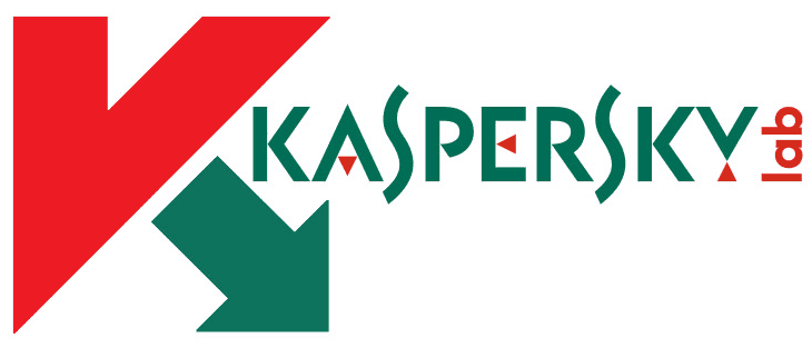 Image with Logo of Kaspersky Antivirus Software