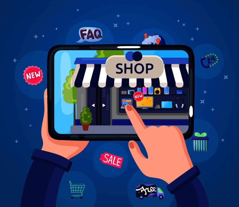 How to make online shopping safe
