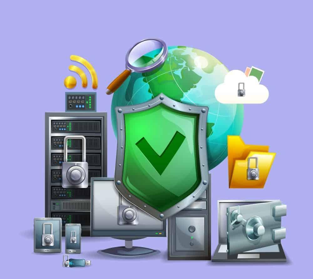 update your antivirus software