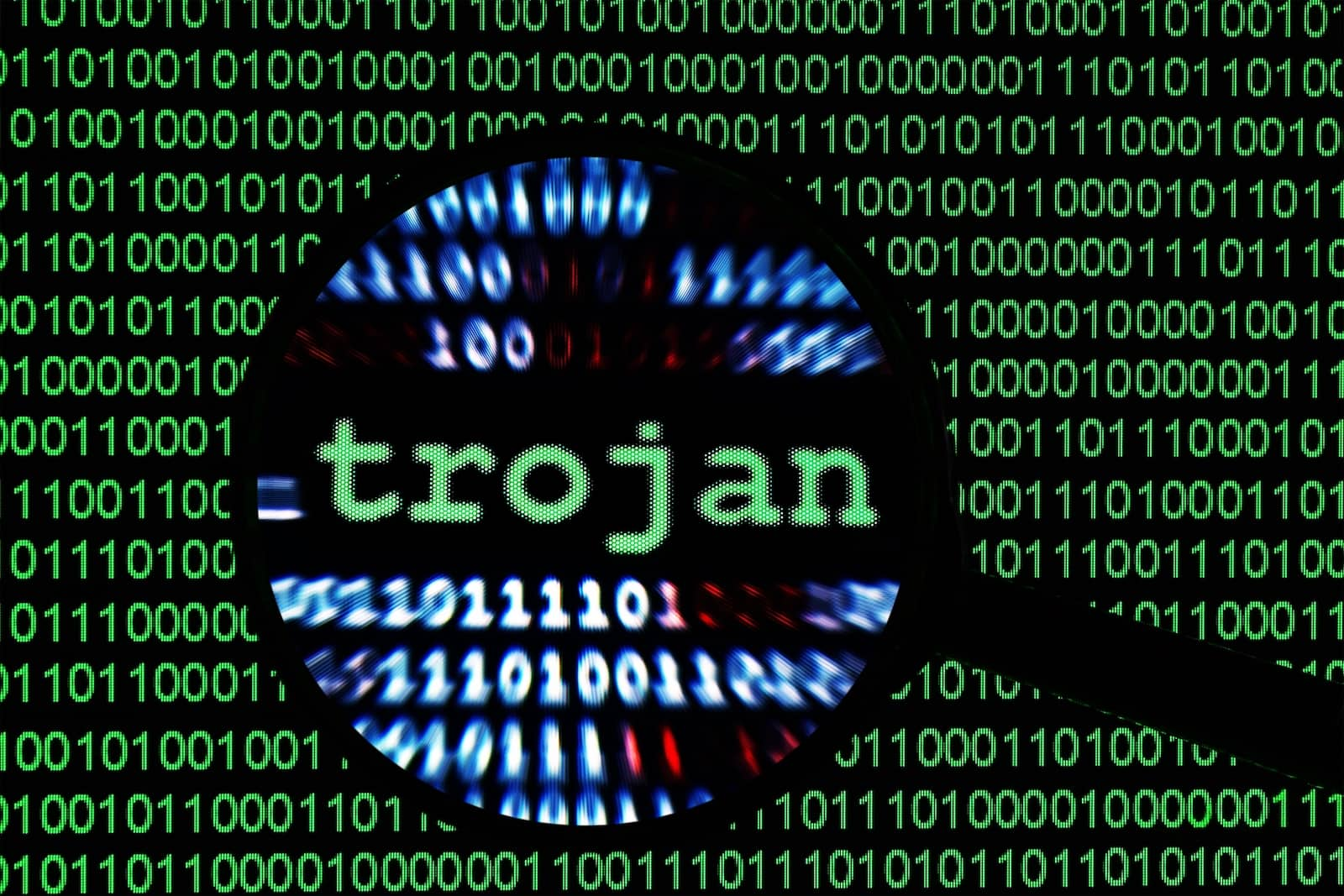 Can antivirus detect trojan virus type?