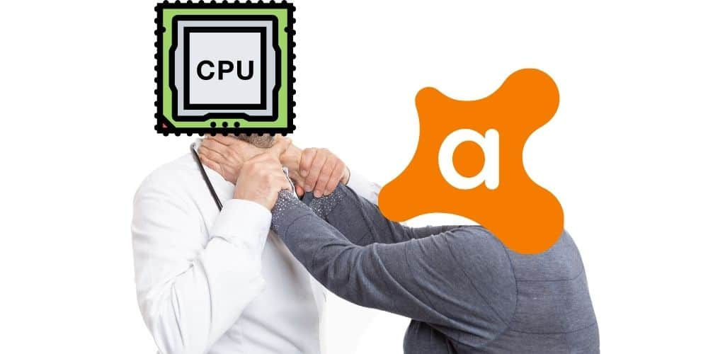 Why Avast uses so much CPU and what to do about it