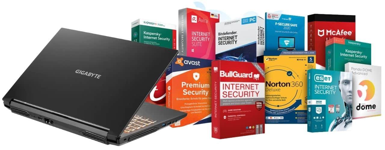 Best antivirus for gigabyte laptop